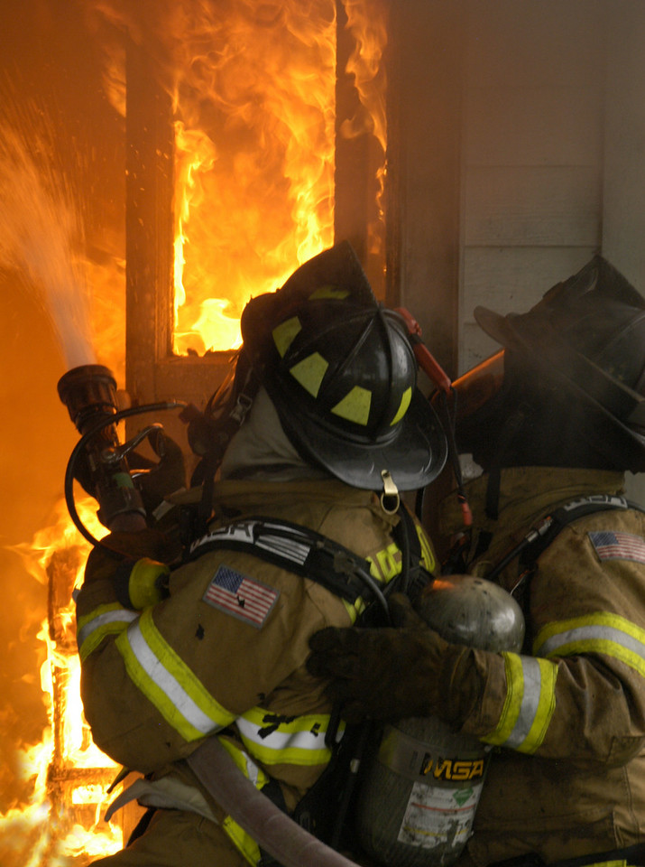 Marengo Fire  Protection Dist  - Training
