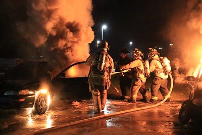 Car Fires       November 14, 2016