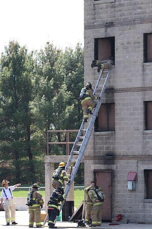 McHenry Co College-Fire Science  Cherry Valley Tower April 23 2016