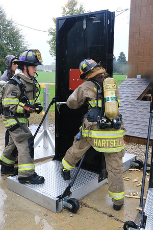 Ventilation-Forcible Entry   October 14, 2017