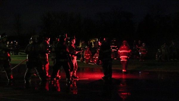 McHenry County College- Fire Science Spring 2017