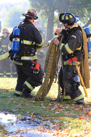 McHenry Township Fire Protection District Training B