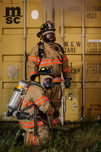 LVFD Search & Rescue/Decontamination Training