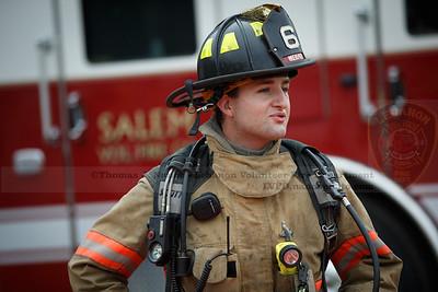 LVFD Live Burn Training - Salem