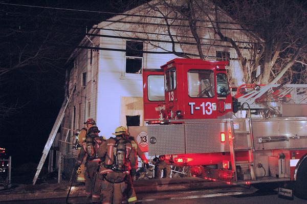 1-16-2006 House Fire - Catonsville Md
