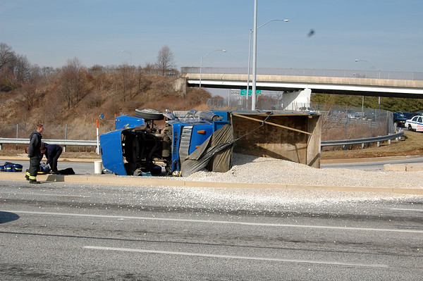 2-2-2006 MVA w/ Dump Truck - Owings Mills Md