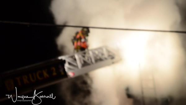 3-13-16 Delmar Fire