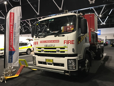 FRNSW Hytrans with Transporter