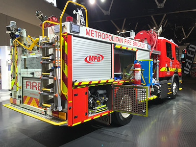 MFB Pumper, Car043
