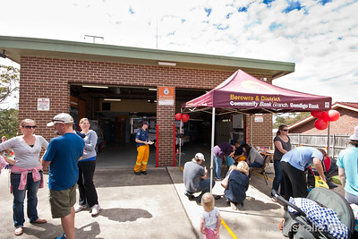 RFS Mt Kuring-gai 50th Anniversary Open Day