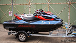 NSW Police Seadoo Jetskis NSW Police Jetskis on display at Air Wing Open Day, November 2012