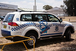 NSW Police 150 Years Promo Vehicle