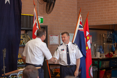 Davidson RFB Official Station Opening