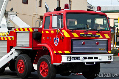 Ex NSWFB International ACCO Platform