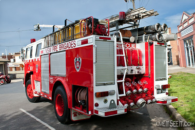 HFEA International ACCO Pumper