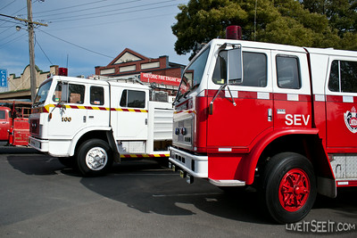 Ex NSWFB ACCO Pumpers