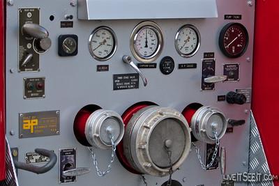 Mack AP Pump Panel