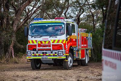 NSW RFS Cowan Brigade