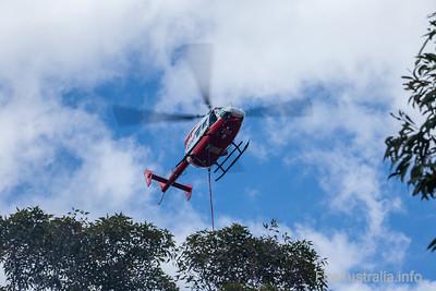 Helitack 201 - NSW RFS - VH-VRP