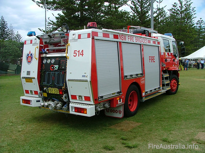NSWFB P514 Tweed River