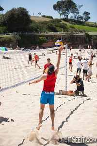 World Firefighters Games - Beach Volleyball