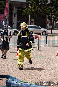 World Firefighters Games 2012, Sydney - Toughest Firefighter Alive