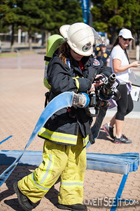 World Firefighters Games 2012, Sydney - Toughest Firefighter Alive  NSW Rural Fire Service entrant