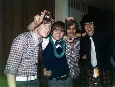 New Years 1973