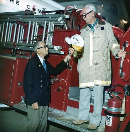 Harry Viereck's 90th Birthday Part