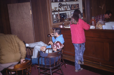 New Year's Eve - 1972