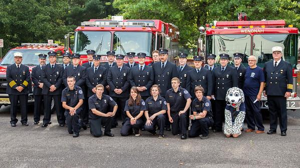 Wenonah Fire Company 2012