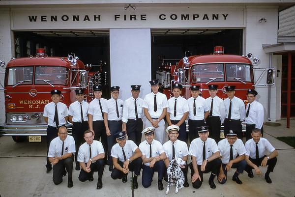 Wenonah Fire Company 1968