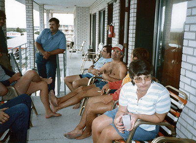 Fireman's Convention 1984
