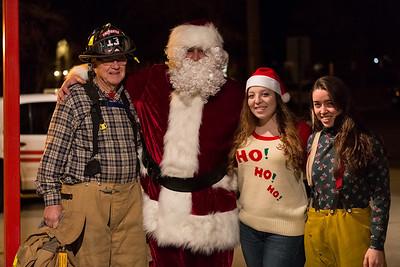 Santa Run - December 21, 2013