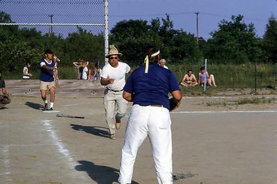 Softball v. Woodbury Heights