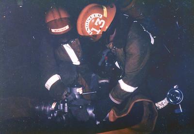 Drill Spring 1984