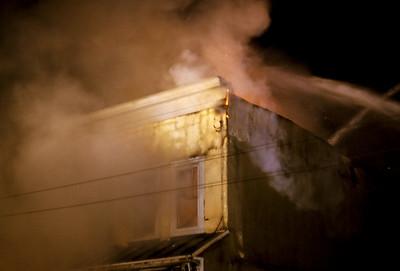 Woodbury Deli Fire