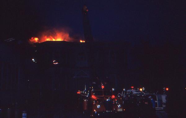 St. Patrick's Fire - Woodbury