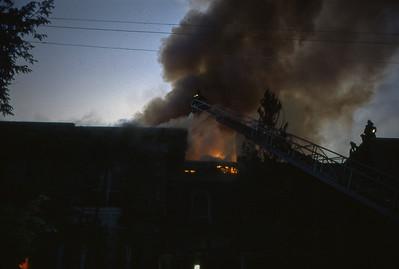 St. Patrick School Fire