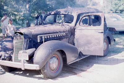 Synott's Garage Fire