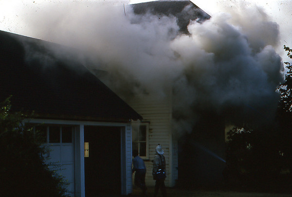Synott Garage Fire