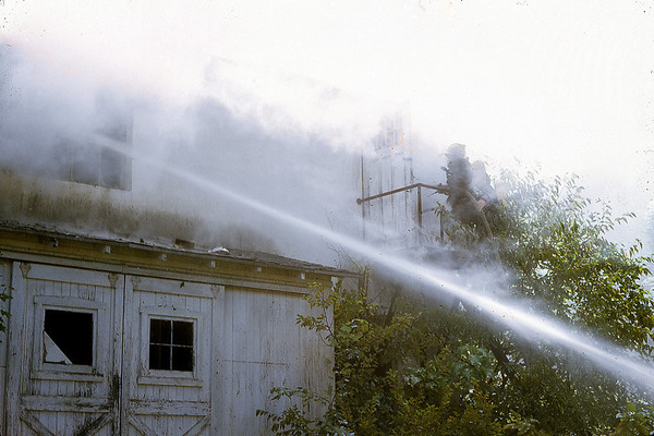 Pii Factory Fire 1969