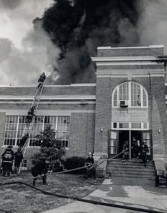 Woodbury Hts School Fire