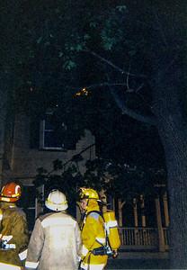 Apt. Fire 301 N. Clinton Ave
