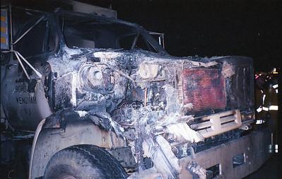 Borough Garage Fire