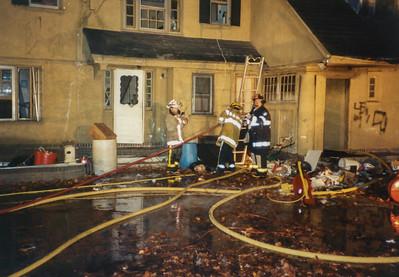 1776 House Fire