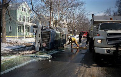 The Oil Truck Incident