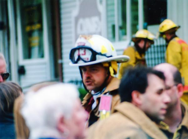 Easter Sunday Fire - 1 E. Mantua