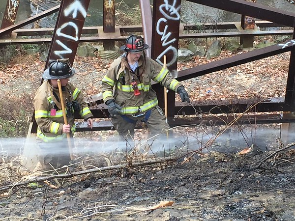 Brush Fire - Trestle
