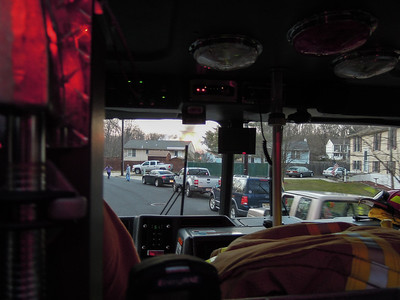 Glenwood Court House Fire - Woodbury Hts, NJ